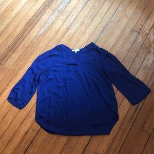 CHAUS half sleeve shirt